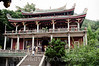 Xiamen - Southern Buddhist Temple - Sutra Hall