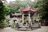 Xiamen - Southern Buddhist Temple - Wulaad Shan Pavilions