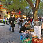 Muslim Quarter and Walnuts – Xi'an, China – Photo