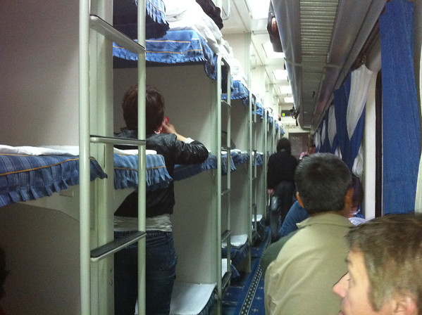 Night Train in China - Video #70