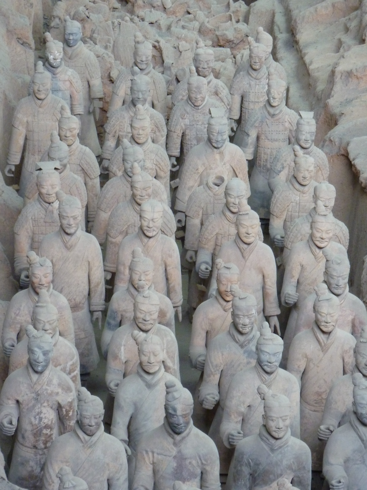 Terracotta Warriors, Xi'an - China