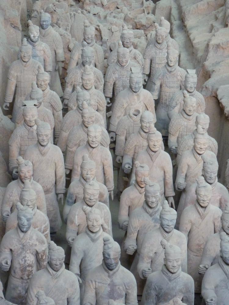 Terracotta Warriors, Xi'an - China