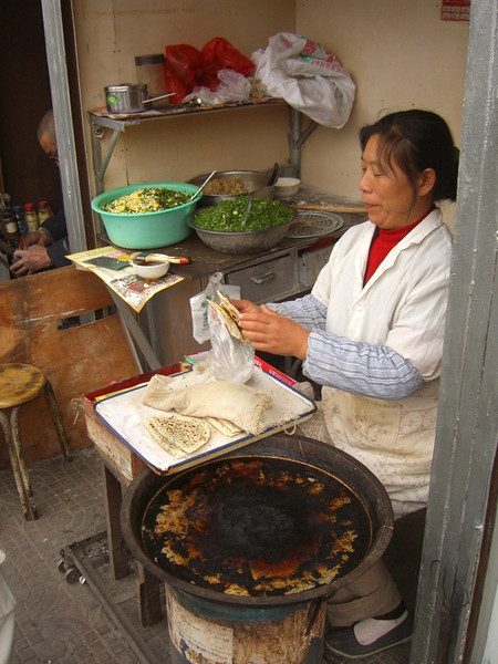 Chinese Street Food - Xi'an, China