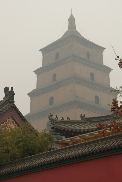 Big Goose Pagoda - Xi'an, China