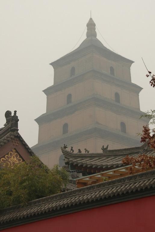 Big Goose Pagoda - Xi'an, China