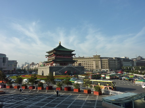 Bell Tower, Xi'an - China
