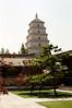 Xian - Big Goose Pagoda