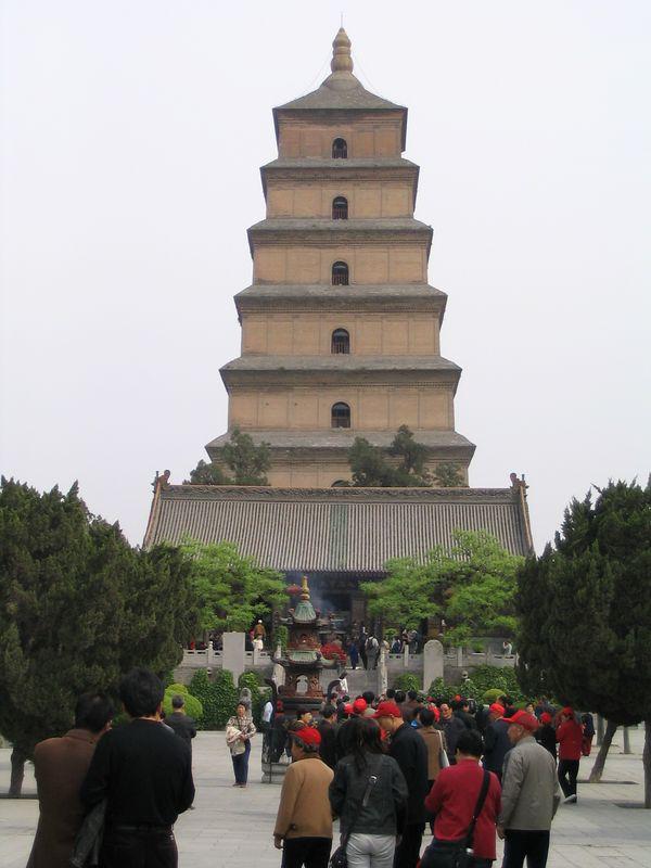 Big Goose Pogoda, Xian