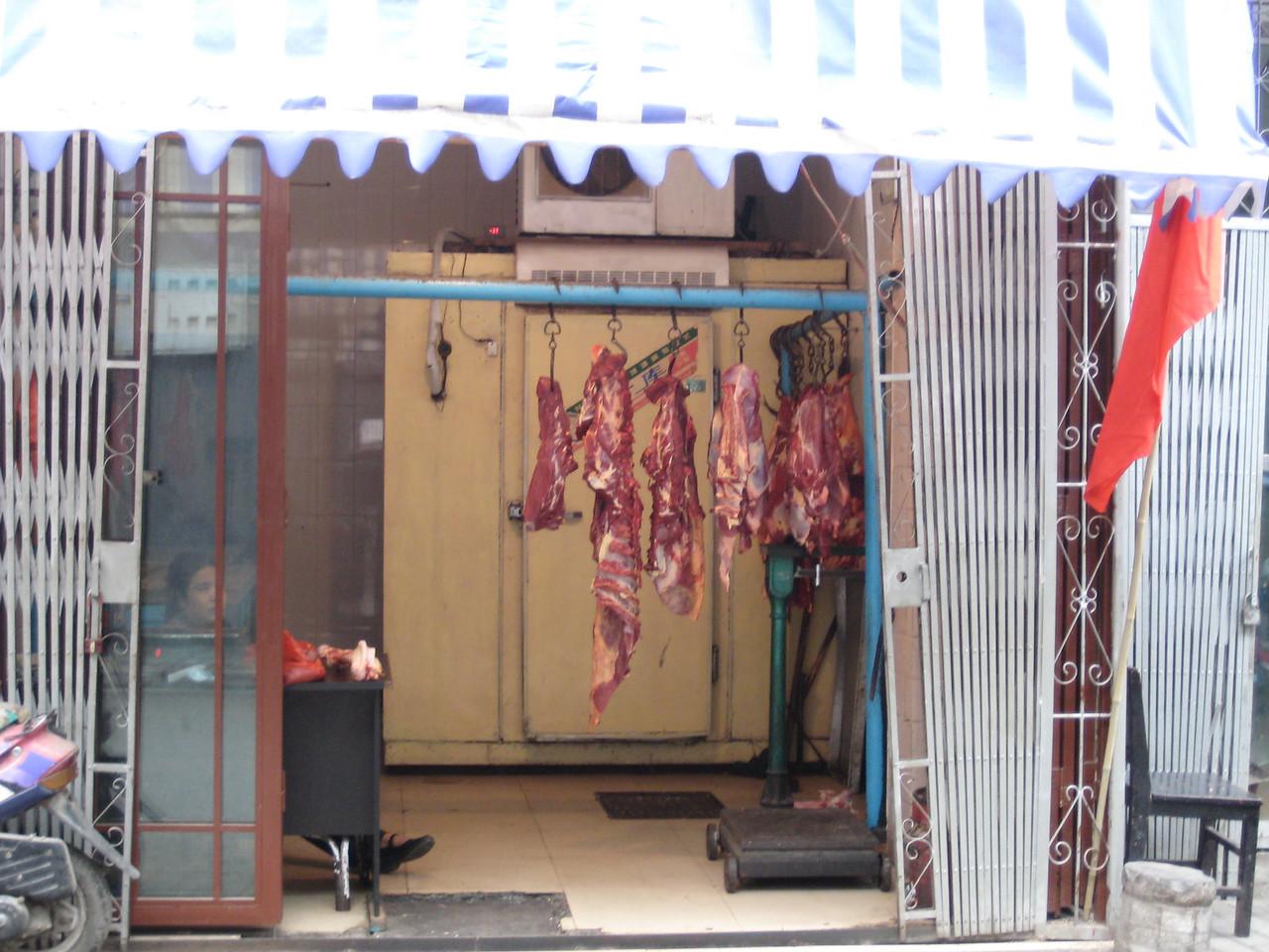 Muslim Quarter in Xi'an