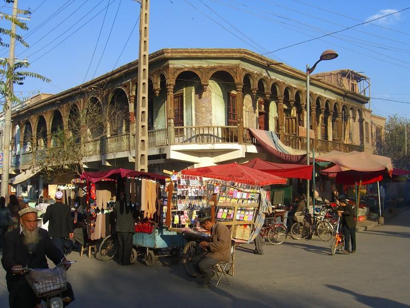 Kashgar Old Town Streetscapes - Kashgar, China