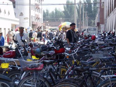 markets, kashgar