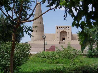 turpan mosque