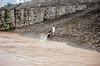 Yangzi River - Three Gorge Dam - Fisherman