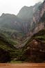 Yangzi River - Xiling Gorge Waterfall 2