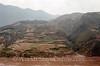 Yangzi River - Terracing along Qutang Gorge