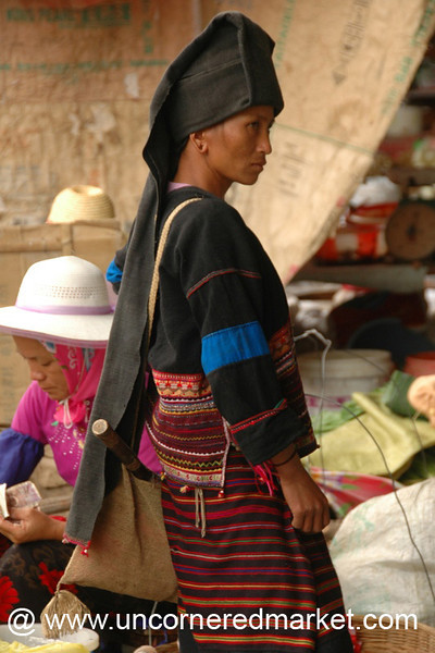 Ethnic Minority Woman - Xishuangbanna, China