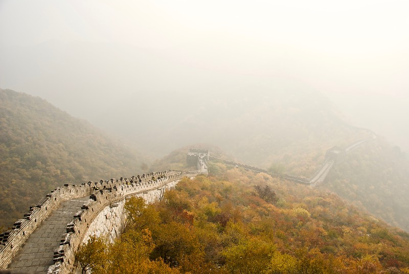 The Great Wall of China 长城