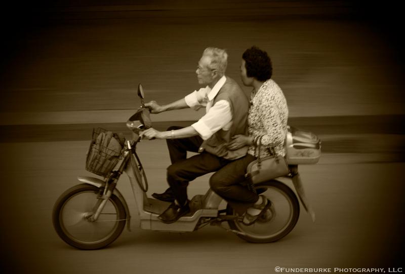 Returning Home - Yangshuo