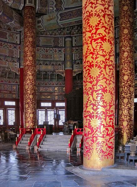 Temple of Heaven Interior