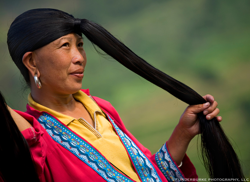 Yao Woman - Ping An
