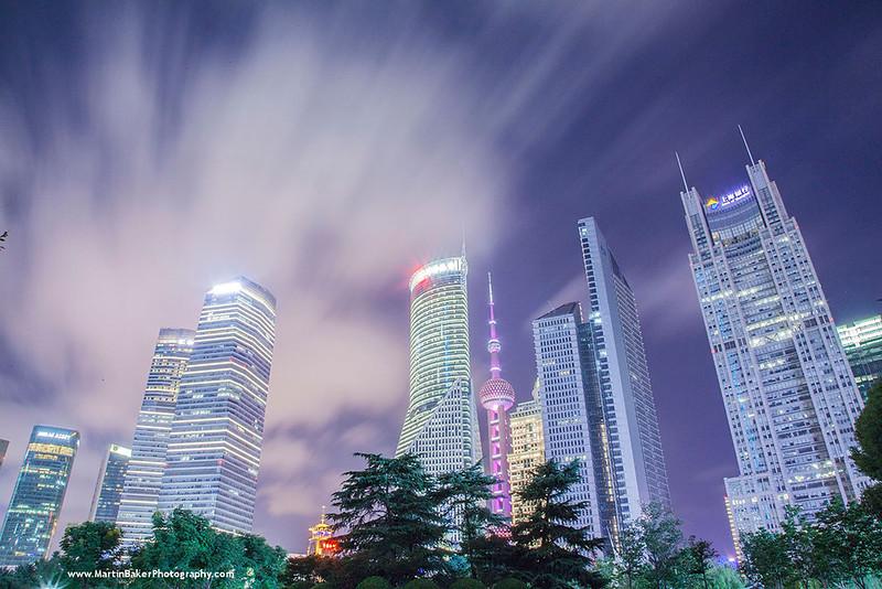 Pudong, Shanghai, China.