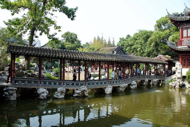 Yu Garden 豫园, Shanghai