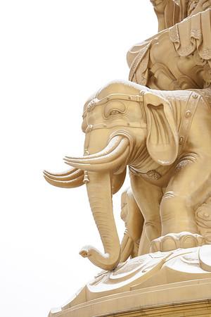 Elephant, Emei Shan