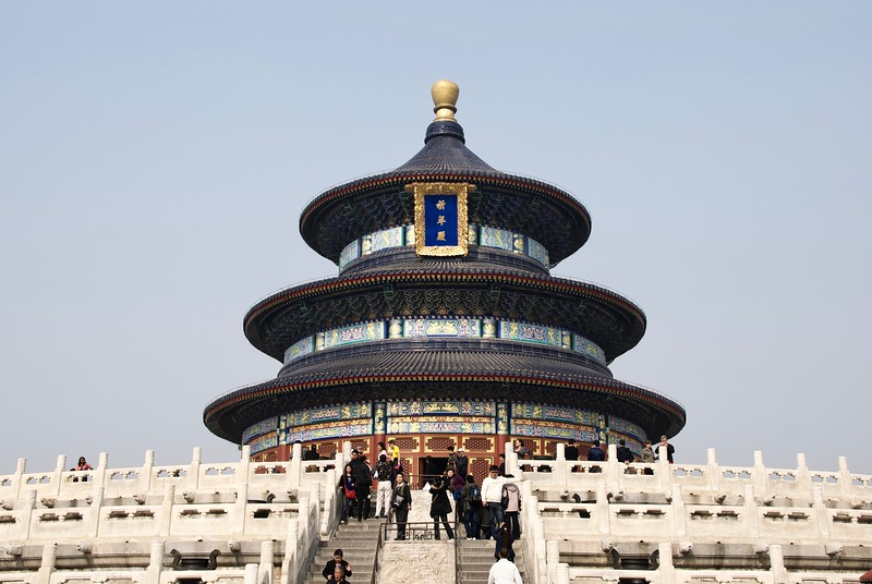 Temple of Heaven 天坛, Beijing