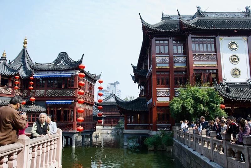 Mid-Lake Pavilion 湖心亭, Shanghai