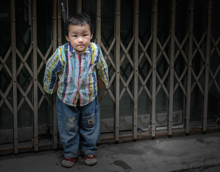 Young Man Shanghai
