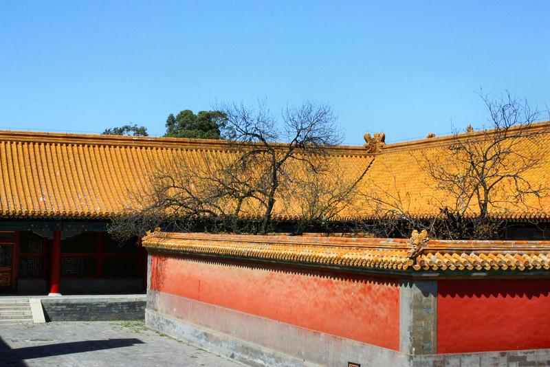 The Forbidden City, Beijing, China.