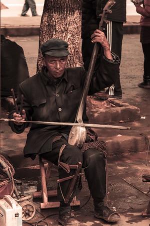 Wuhan Music Man