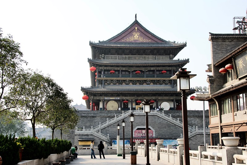 Drum Tower 鼓楼, Xi'an