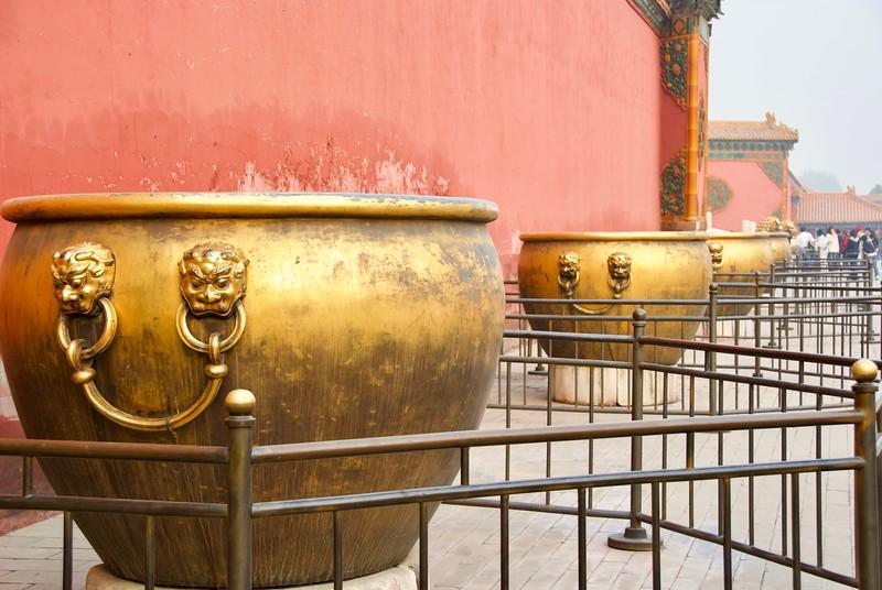 Water vats