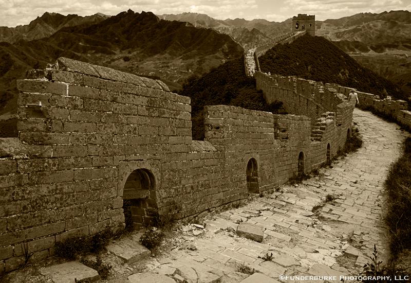 The Great Wall - Jianshanling