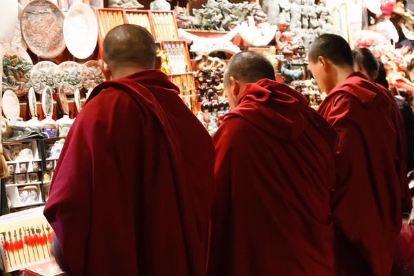 Night Market Monks