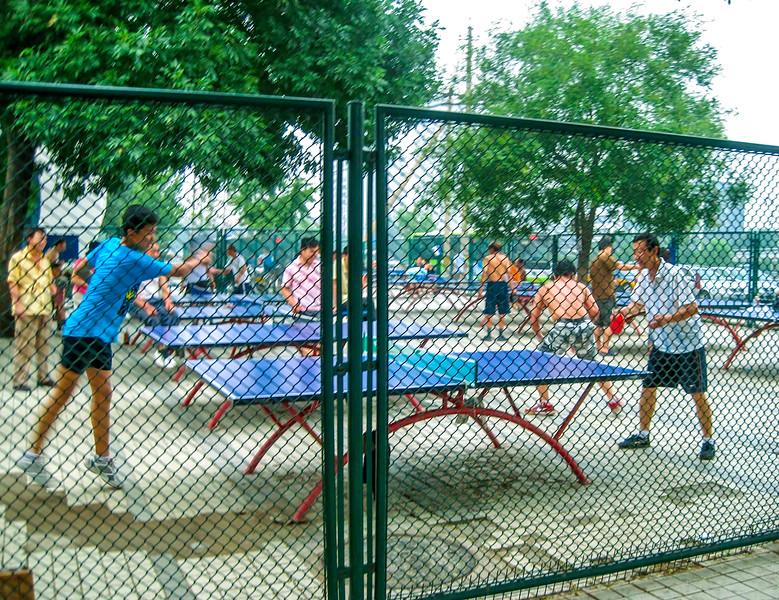 Beijing Ping Pong Park
