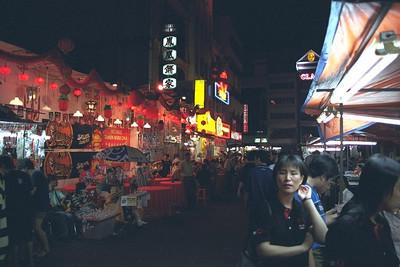 Chinatown, Kuala Lumpar