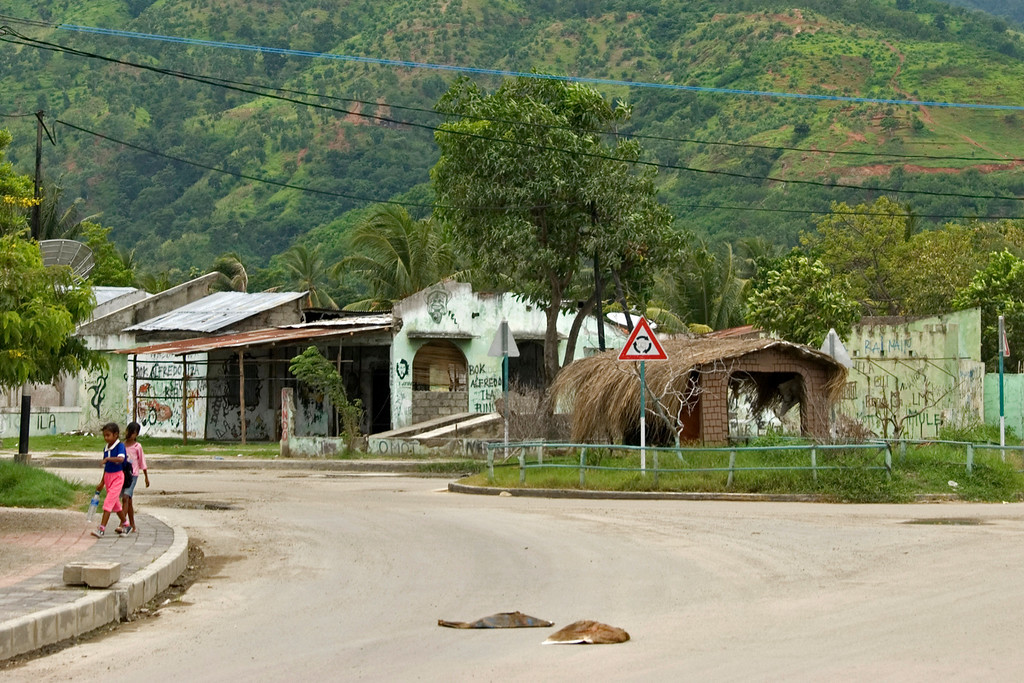 Travel to East Timor
