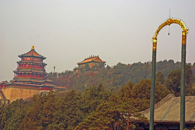 View From the Summer Palace, Beijing