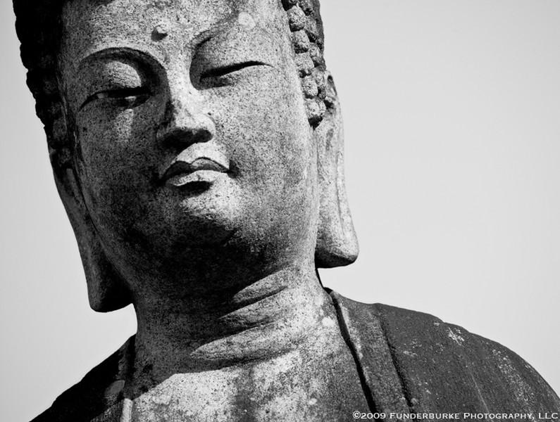 Buddha Statue - Takayama, Japan