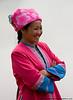 Zhuang Woman - Ping An, China