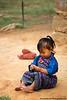 Young girl in village near Punakha - Bhutan