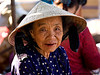 Woman in Hoi An Fish Market - Vietnam