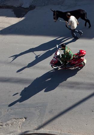 Kucha, China - September 23, 2009:  (Photo by: Christopher Herwig)
