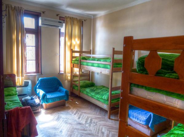 tbilisi georgia hostel