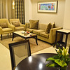 Sheraton Haikou Resort suite