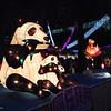 Colourful Lanterns at the Mid-Autumn Festival