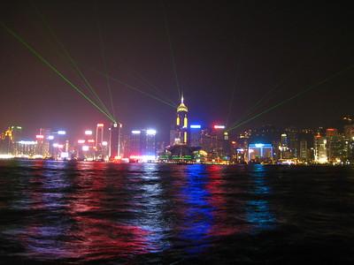 Hong Kong and Macau