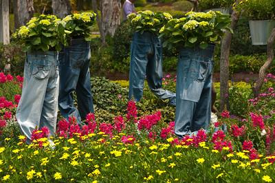Garden, Chiang Kai Shek's Residence